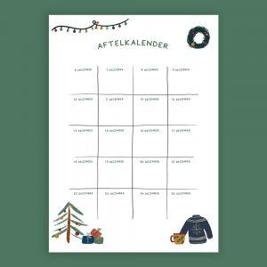 Kerst Aftelkalender