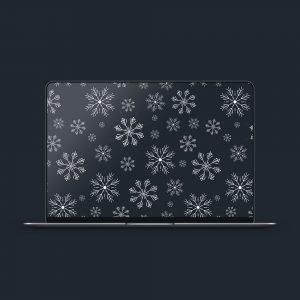 Wonderzoet Wallpaper 'Winter Wonderland' – Desktop