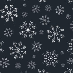 Wonderzoet Wallpaper 'Winter Wonderland' – Desktop